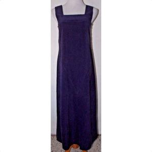 Harve Benard Maxi Dress Size 4 Purple Velvet